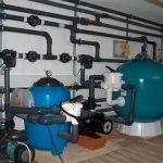 Gli impianti di trattamento acqua
